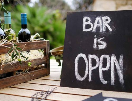 New bar is open